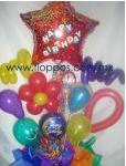 Arreglos con globos