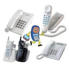 Instalación de conmutadores telefonicos