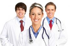 Servicio a hospitales