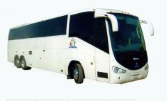 Renta de Autobus Irizar Century
