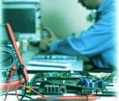Reparación de equipos electricos
