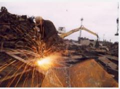 Recolección y desalojo de desperdicios industriales