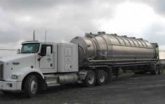 Servicios de transportación a granel