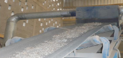 Reciclaje de desperdicios no ferrosos, principalmente  zinc