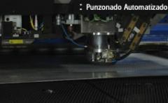 Punzonado automatizado