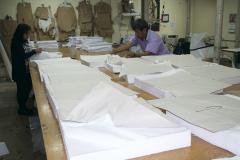 Acabados, impresión y bordados