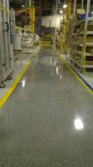 Servicio de Desbaste, Pulido y Abrillantado de Concreto Industrial, Comercial y Residencial