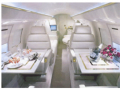 Vuelos charter,    Aviones charters