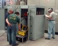 Mantenimiento de subestaciones, tableros de baja tensión y transformadores