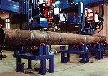 Servicios de instalación de soldadura de juntas circulares para tubos